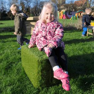 Grass Seat