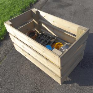 Wheelie Good Storage Box