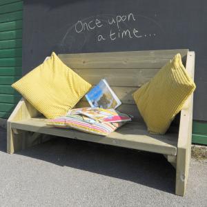 Reading Corner Seat
