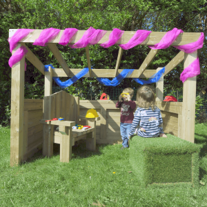Imagination & Role Play Shelter