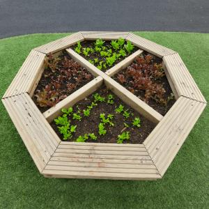 Octagonal Planter