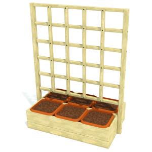 Ready To Grow Garden Planter