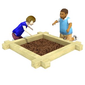 Muddy Monster Play Pit