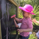Little Artists Chalkboard