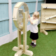 Nursery Rattle Wheel