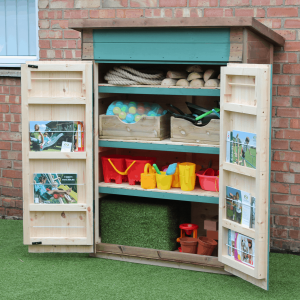 Multi Purpose Activity Shed