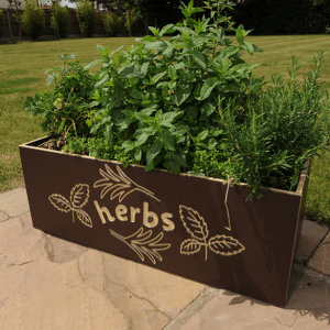 Early Years Herb Planter/Grow Bed