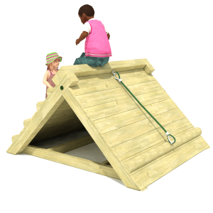 Freestanding Rope Climber