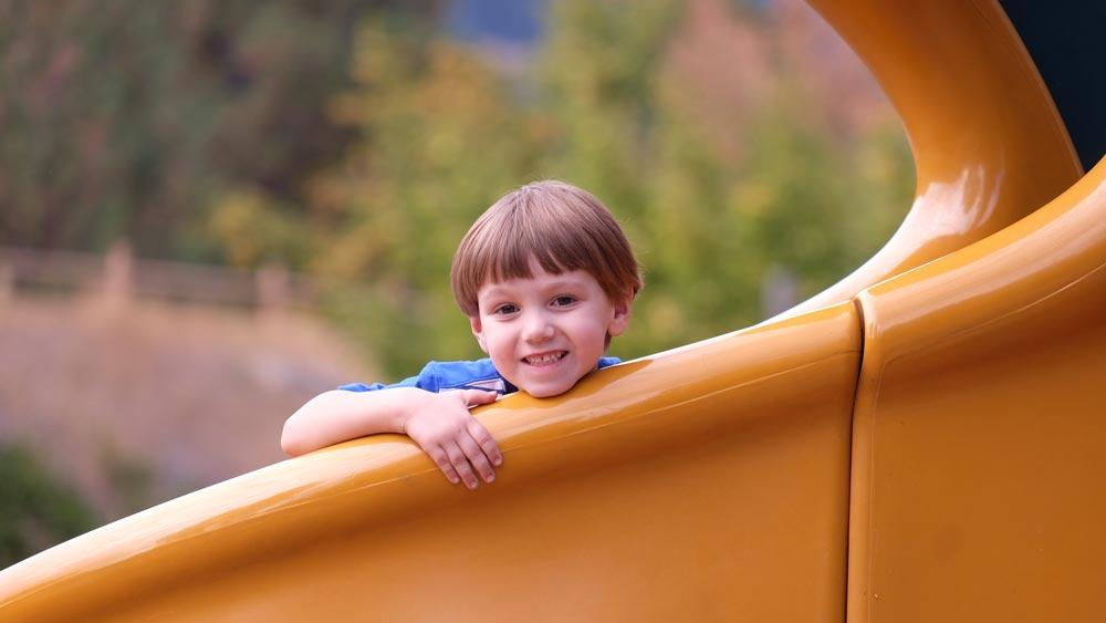 5 Ways to get kids active in the playground?