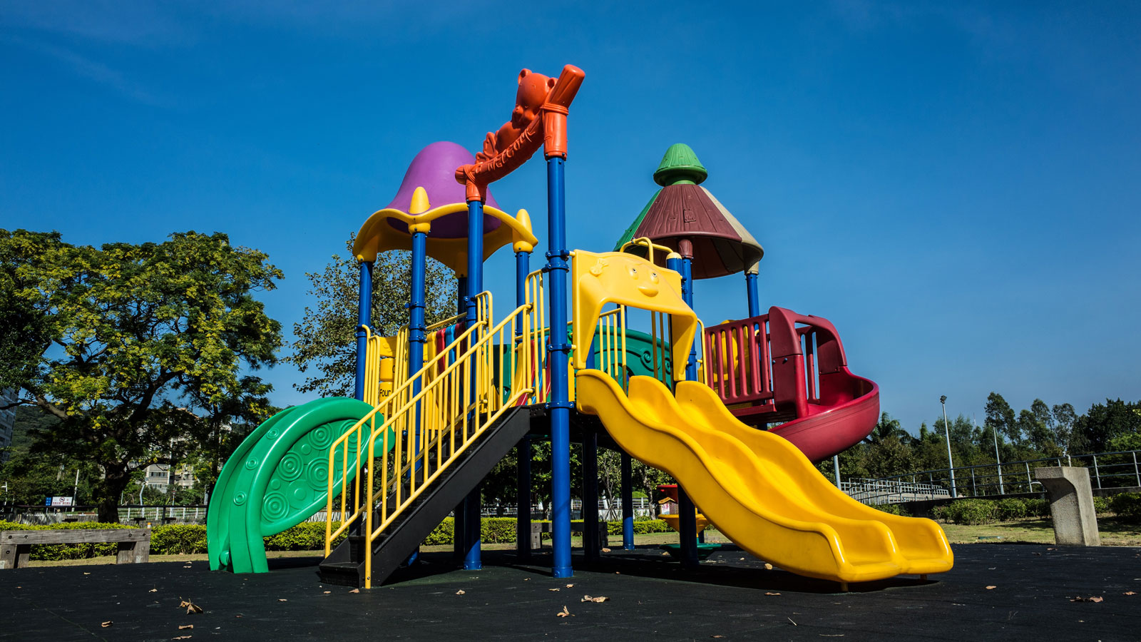 How Playground Layouts May Change Due To COVID-19