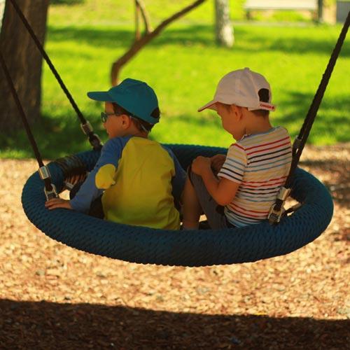 How The Playground Helps To Improve Children's Development