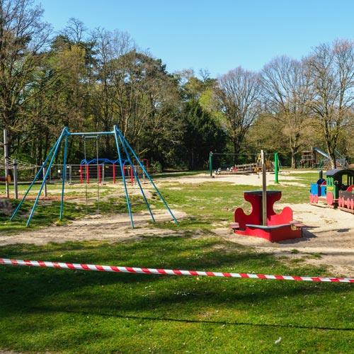 Preparing Playgrounds For The Return Of Children/Students