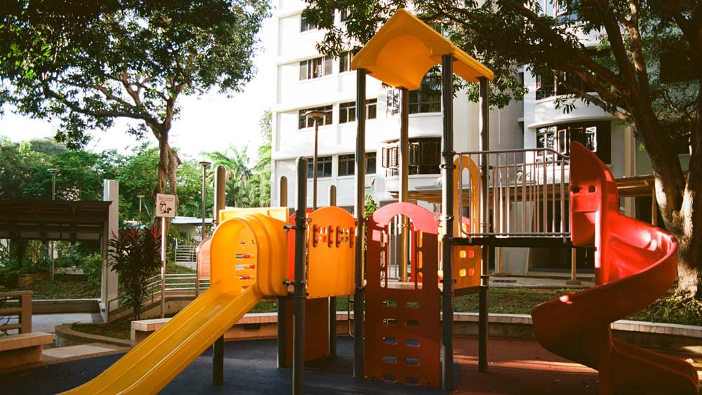 What's The Difference Between Early Years & Normal Playground Equipment?